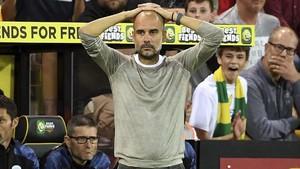 FOTO: Kekalahan Tercepat Manchester City di Liga Inggris