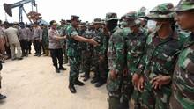 Panglima TNI: Memadamkan Karhutla adalah Ibadah