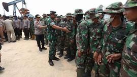 Panglima TNI:Memadamkan Karhutla adalah Ibadah