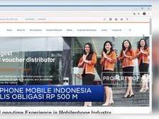 Tiphone Mobile Indonesia Rilis Obligasi Rp 500 Miliar