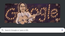 Google Doodle Peringati Hari Lahir Chrisye
