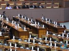 Utak-atik Calon Ketua MPR Hingga DPD, Siapa Saja Mereka?