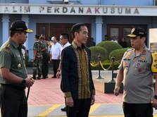 Pesan Jokowi ke Menteri Usai Menpora Tersangka: Hati-Hati!