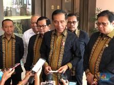 Jokowi 'Ramal' Resesi akan Datang 1-1,5 Tahun Lagi
