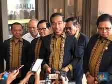 Respons Pimpinan KPK, Jokowi: Tidak Ada Pengembalian Mandat