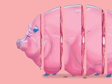 Karena Babi Adalah Kunci, China Terancam Inflasi Tinggi