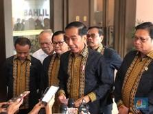 Kapan akan Temui Pimpinan KPK, Pak Jokowi?