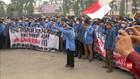 VIDEO: Demo Tuntut Korporasi Penyebab Karhutla Tanggung Jawab