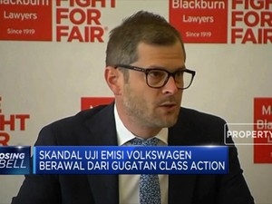 Volkswagen Setuju Bayar Denda Rp 1, 21 T Di Australia
