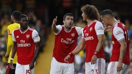 FOTO: Hasil Liga Inggris Pekan Kelima