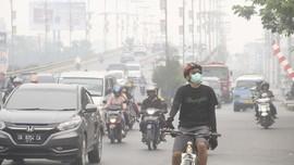 Menengok Efektivitas Masker Basah untuk Tangkal Polusi Udara