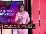 Panic Selling Akibat Cukai Rokok, Sempat IHSG Terkoreksi 2,2%
