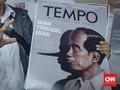 LBH Pers: Sampul Jokowi 'Pinokio' Masih dalam Koridor Wajar