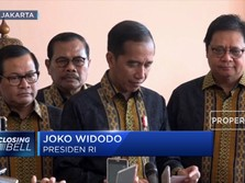 Pimpinan KPK Kembalikan Mandat, Ini Respons Jokowi