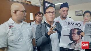 Relawan: Jokowi Tegaskan Gerindra Masuk Koalisi