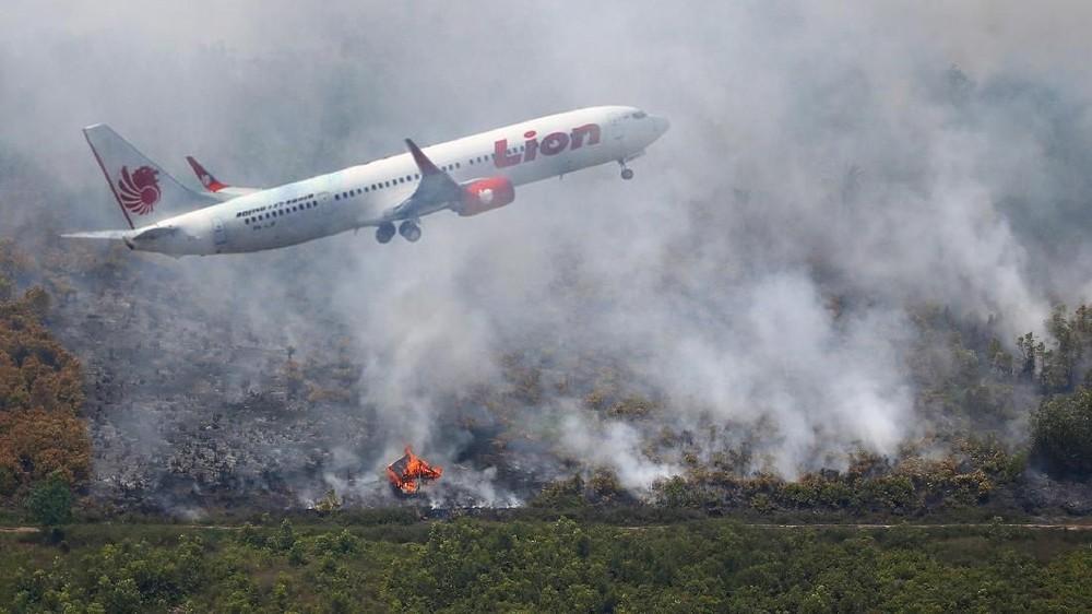 Indonesia Dikepung Bencana Asap