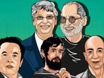 Ingin Sukses? ini Tips Dari Bos Perusahaan Teknologi Dunia