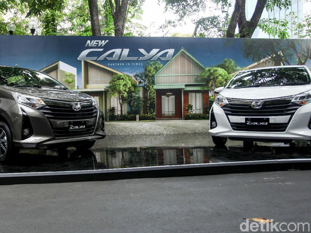 Laris di Indonesia, Toyota Calya Bakal Diekspor?