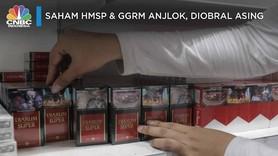 Saham HMSP & GGRM Anjlok, Diobral Asing