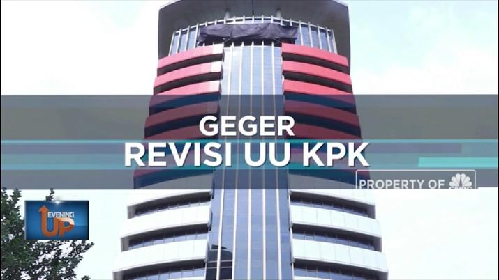 Pada 17 Oktober 2019 lalu, UU KPK sudah terbit secara otomatis meski tidak ditandatangani oleh Presiden Jokowi.