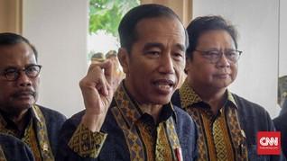 Ratusan Ribu Orang Teken Petisi Minta Jokowi Tolak RKUHP