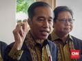 Jokowi Perintahkan Kapolri Bongkar Jaringan Penusuk Wiranto