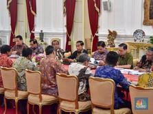 Jokowi Sebut Tekstil RI Kalah dari Vietnam dan Bangladesh