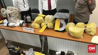 Polisi Tangkap Produsen Mi Bogor Berbahan Boraks dan Formalin