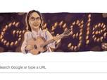 Ini Alasan Google Doodle Tampilkan Karikatur Chrisye