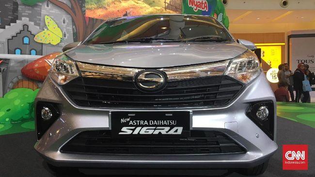 Daihatsu Tak Pernah Terima Pesanan LCGC Sigra Jadi Taksi