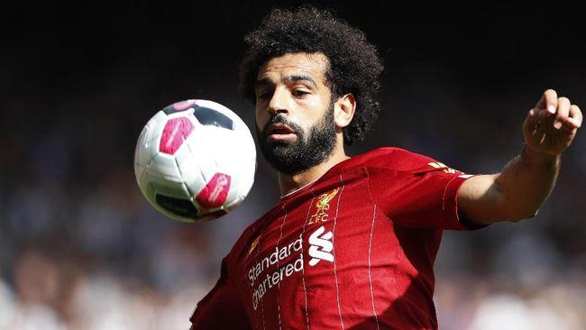 Absen di Liga Inggris, Salah Bakal Main di Liga Champions