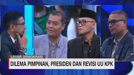 VIDEO: Panas! Dilema Pimpinan, Presiden & Revisi UU KPK