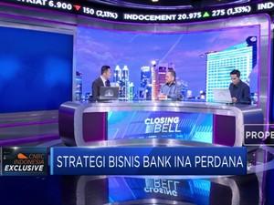 Alihkan Portofolio Kredit, Startegi Bisnis Bank Ina Tekan NPL
