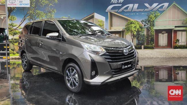 Toyota Calya Baru Meluncur, Berikut Perubahannya