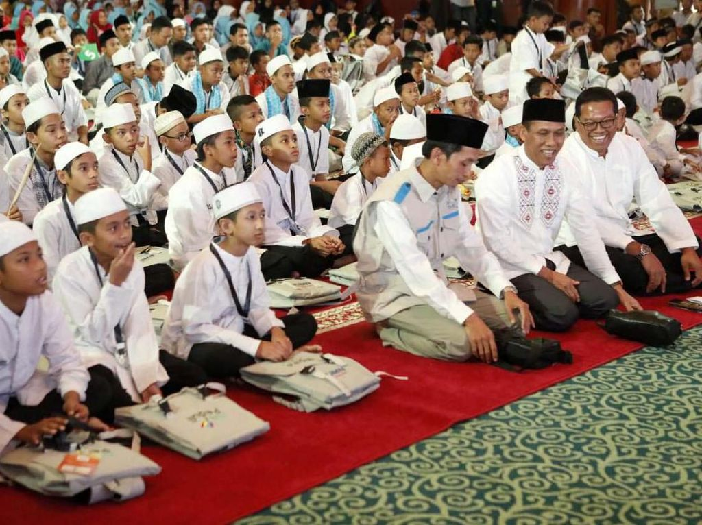 Maknai Bulan Muharram, PLN Santuni 560 Anak Yatim Dhuafa