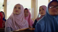 Film The Santri Disebut Belum Diproduksi, Baru Trailer