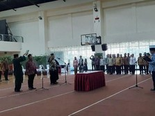 Tanpa Saut, Pimpinan KPK Lantik Sekjen & Direktur Penuntutan