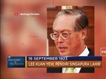 Lee Kuan Yew dan Kelahiran Singapura