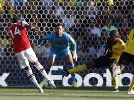 Hasil Liga Inggris: Arsenal Ditahan Imbang Watford