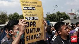 Demo Mahasiswa Cirebon, DPRD Sepakat Tolak UU KPK dan RKUHP