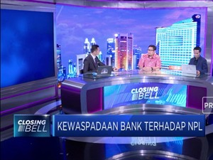 Pertumbuhan Kredit Melambat, Perbankan Waspada NPL