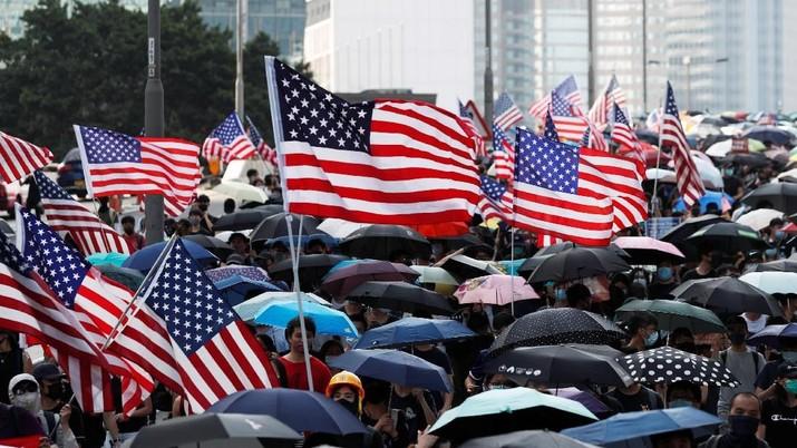 China sedang bakal memperketat pemberian visa bagi warga negara AS