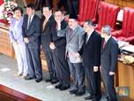 Tok! Rapat Paripurna DPR Sahkan Firli Cs Jadi Pimpinan KPK