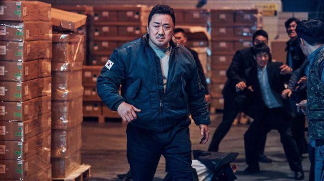 Laris di Korea, 'The Bad Guys' Bakal Tayang di Indonesia