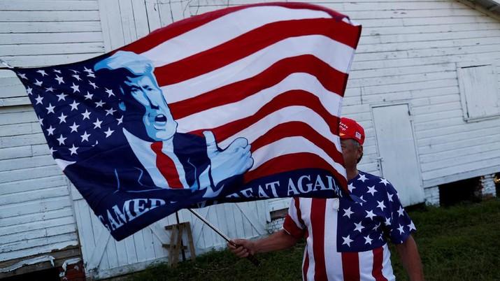Moody's Analytics memperkirakan Donald Trump akan menang dalam Pemilihan Presiden 2020