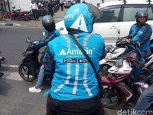 Anterin, Ojol Baru yang Siap Goyang Dominasi Grab & Gojek