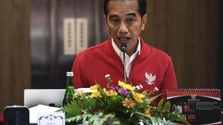 Jokowi Kirim Sembako Bagi Korban di Ambon dan Wamena