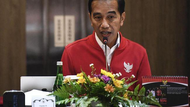 Menanti Keseriusan Jokowi Memajukan Olahraga Indonesia