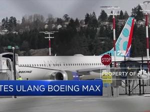 Belum Kapok, Boeing Akan Tes Ulang 737 Max