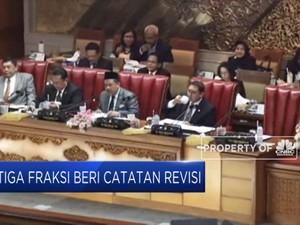 Tujuh Fraksi Setujui Pengesahan Revisi UU KPK